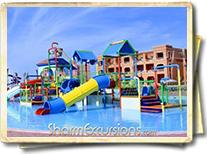 Water Park Kids Play Area
