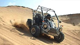 Sand Dune Buggy Safari in Sharm Desert