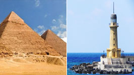 Cairo and Alexandria Tour by Bus from Sharm - 2 Days trip