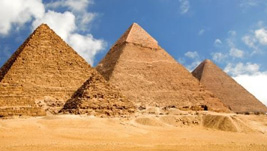 Cairo Tour from Dahab - 1 Day Excursion by Plane