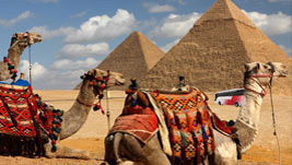 Cairo Tour by Bus From Sharm 1 Day Trip