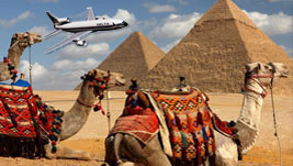 Cairo Tour from Sharm - one Day Excursion by Plane