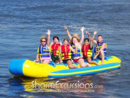 Sharm Banana Boat Ride