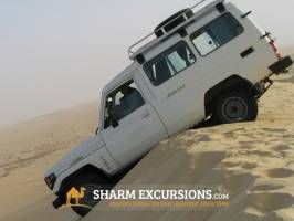 Sharm Desert Tour