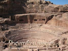 Roman Theatre at Petra