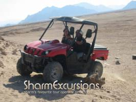Rhino Safari in Sharm