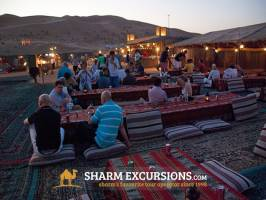 Bedouin Dinner Sharm