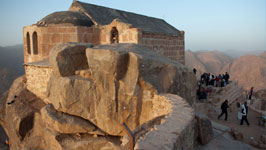 Question about Mount Sinai (Moses Mountain) Excursion from Sharm