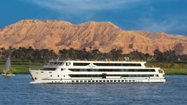Question about Nile Cruise Luxor to Aswan From Sharm ( Stopped Now )
