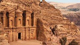 Excursion to Petra by plane from Sharm ( Stopped Now )