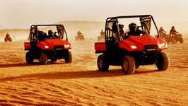 Rhino Safari 4 x 4 in Sharm Desert
