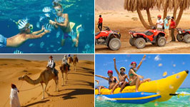 Question about Sharm Mega Safari Excursion