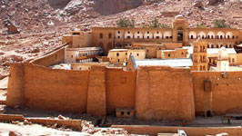 Excursion to St.Catherine & Dahab from Sharm